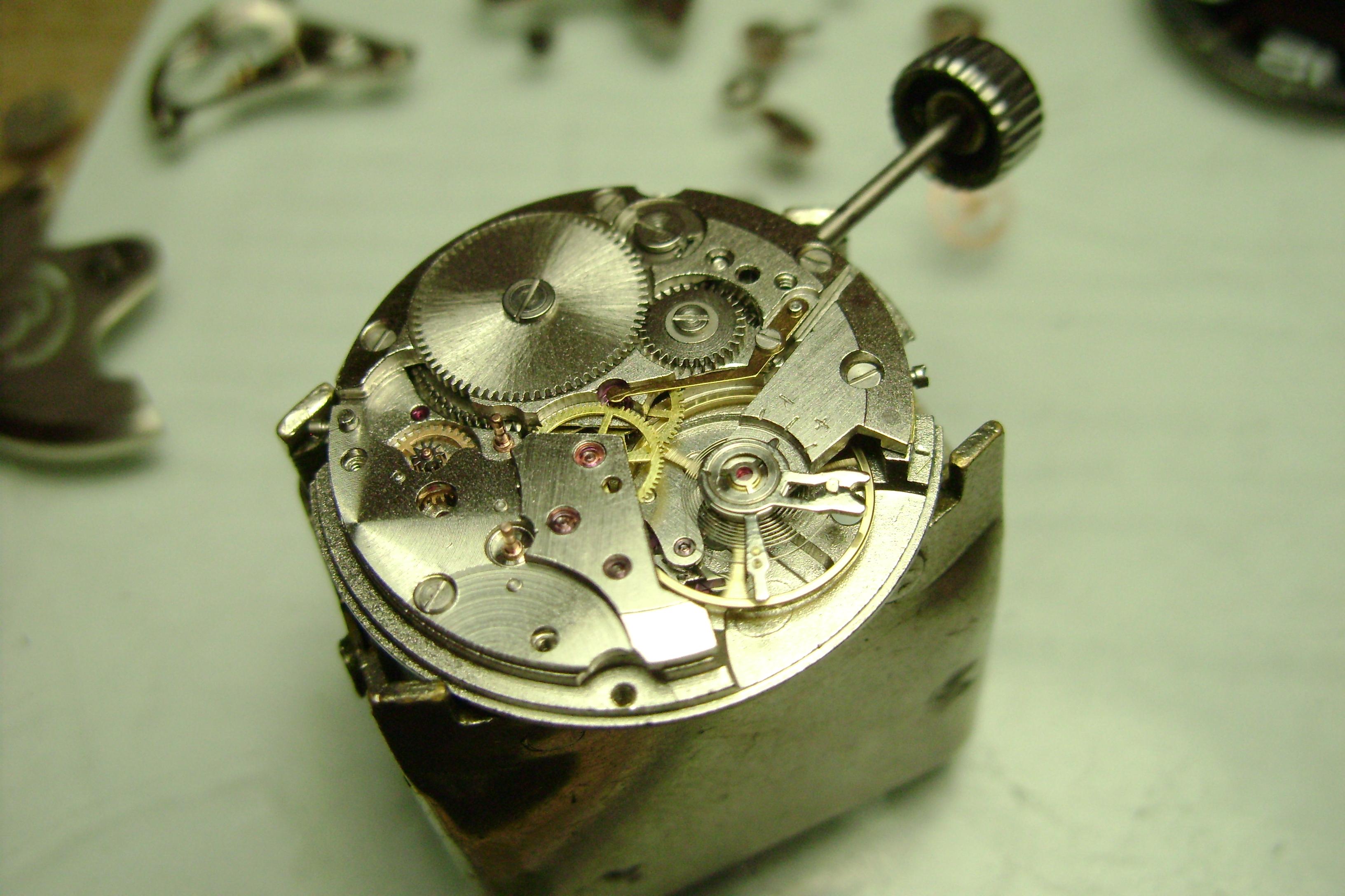 Наручные часы ремонт своими руками